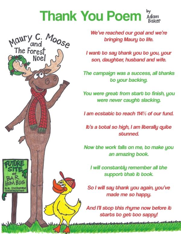 Maury Poem