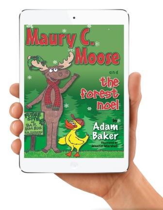 Book on iPad copy
