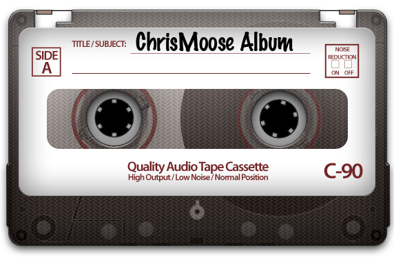 ChrisMoose cassette copy